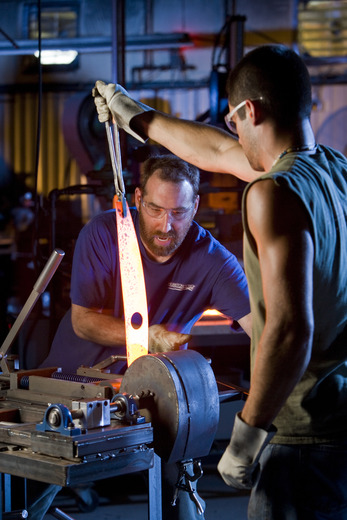 Vermont celebrates american craft week american craft for Craft in america forge